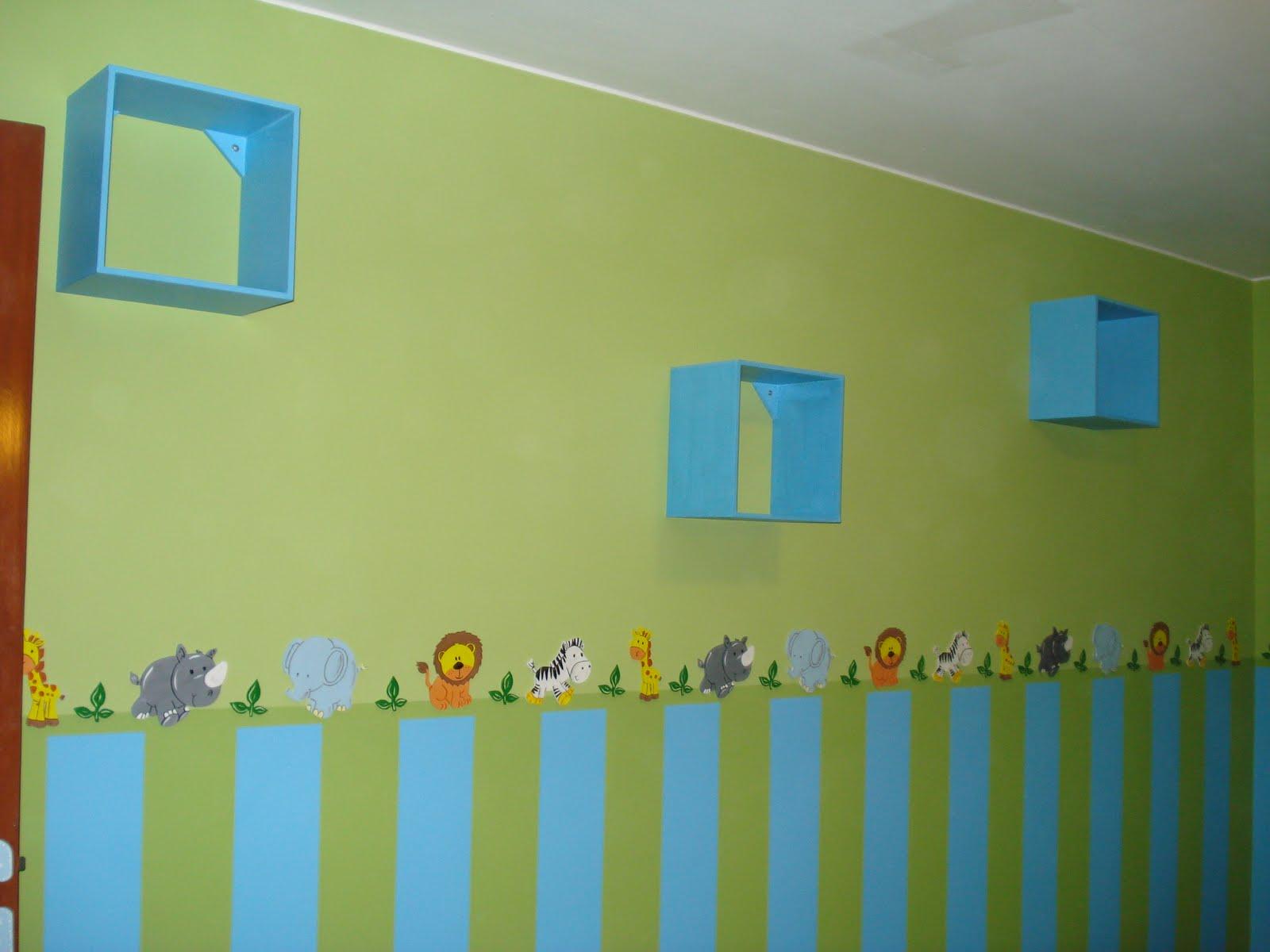 Decora bebe agosto 2010 - Adornos para pared ...