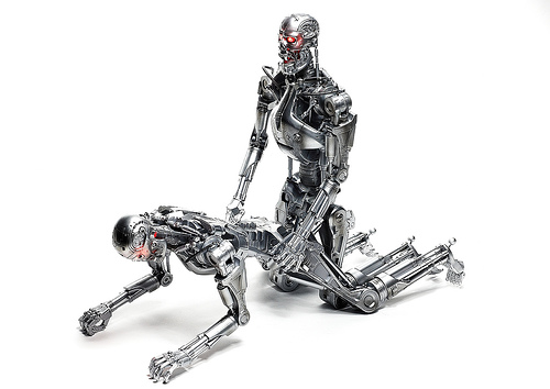 One day, we will fuck robots. And they will fuck us. And each other. Soon.