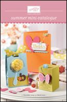 Stampin' Up! - Summer Mini  2009-2010