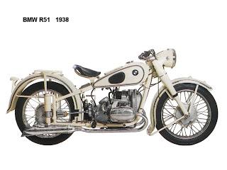 BMW R51 2C 1938 Wallpaper