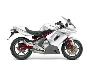 Kawasaki Ninja 650R 2006