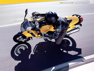 BMW F-800-S Twin-Cylinder Top Bikes Wallpapers