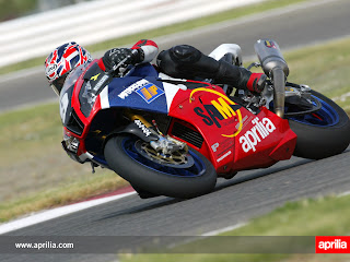 Aprilia RSV 1000 Endurance 2C Racing Bike