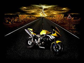 Yamaha R6 2C Devils Bike