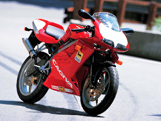 Cagiva Mito 125 Racing Wallpaper