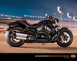 Harley-Davidson VRSCDX Night Rod Special 2C 2007