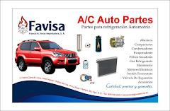 FAVISA A/C Auto Partes