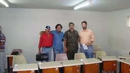Bacamarteiros, Exército e Ministério da Cultura