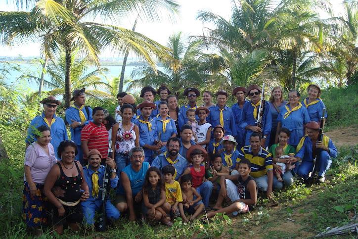 reunião do Ponto de Cultura Bacamarte: Tiro da Paz