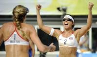 US Womens Beach Volleyball
