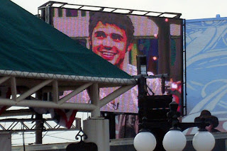 Kris Allen on the big screen