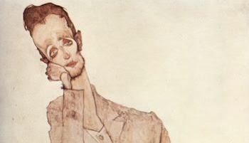 Egon Schiele_Karl Zakovsek's portrait