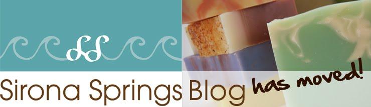 The Sirona Springs Blog