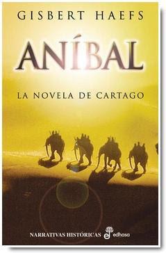 Anibal la novela de Cartago