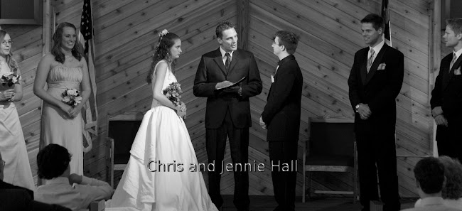 Chris and Jennie Hall