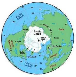 Oceano Ártico