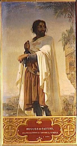 Hugo de Payens ( Hugues de Payns )
