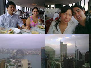 The Summit Revolving Restaurant