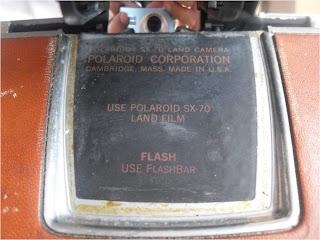 Kamera Polaroid Land Film