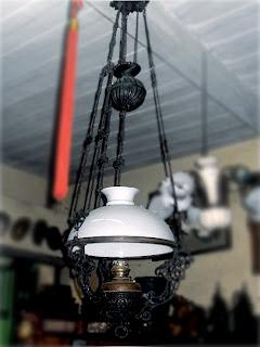 Koleksi lampu gantung