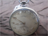 Pocket watch Vulcain Swiss