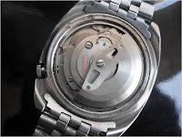 Koleksi jadul arloji Seiko Automatic