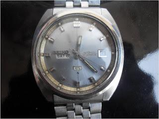 Jam tangan Kuno Seiko seri 6
