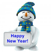 New Year Snowman Pictures
