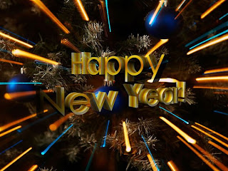 New Year Celebrations Wallpaper
