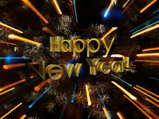 New Year Celebrations Wallpaper