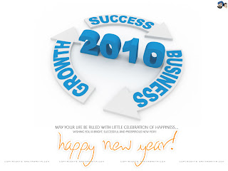 heart felt new year wish wallpaper
