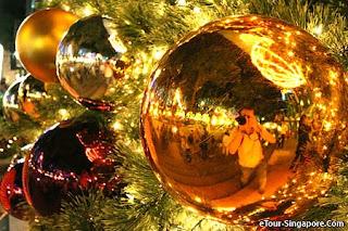new year decorative ornaments