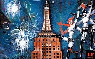 new york new year celebration wallpaper