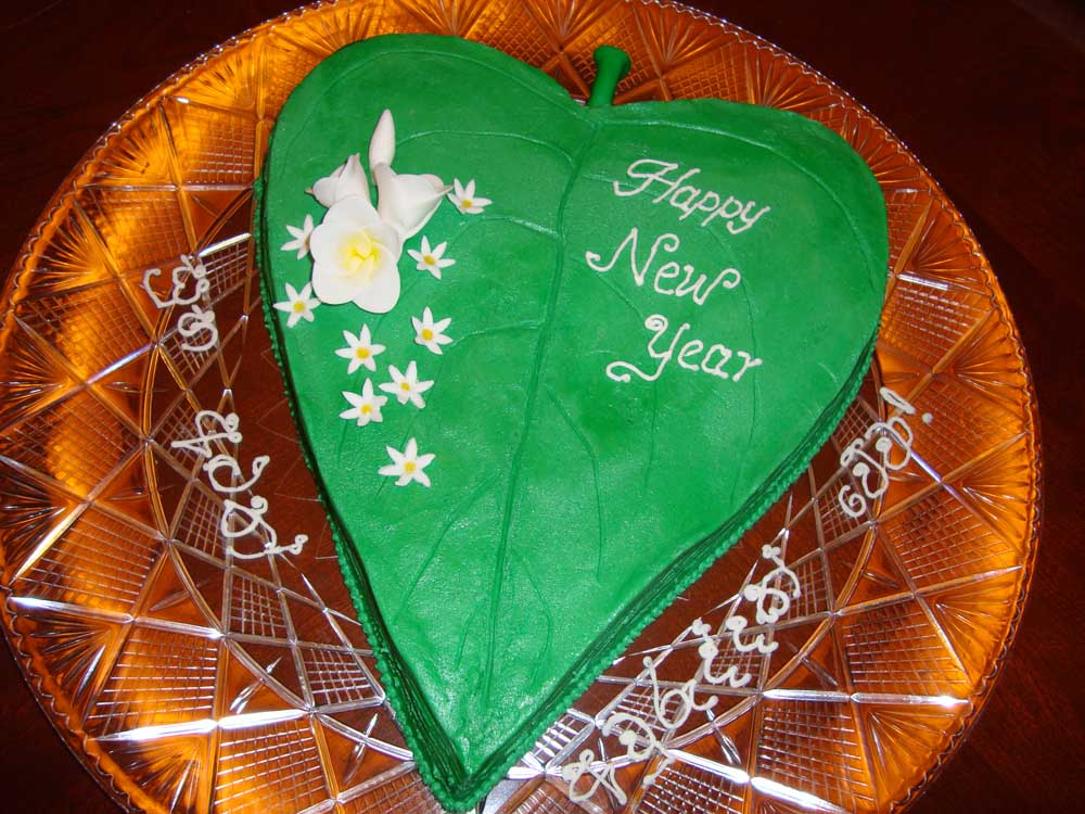 New Year Cake Gallery