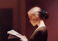 Gerhard Richter - Lesende Reader 1994