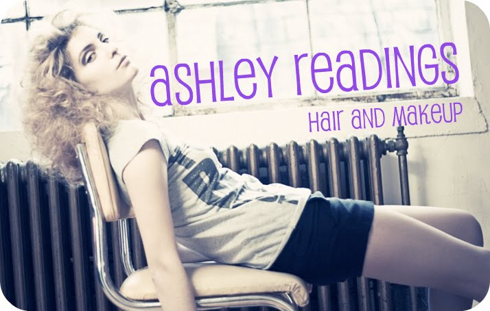 Ashley Readings Hair and Makeup