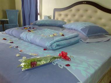 Untuk Persiapan Pasangan Honeymood atau Ulang Tahun Perkahwinan