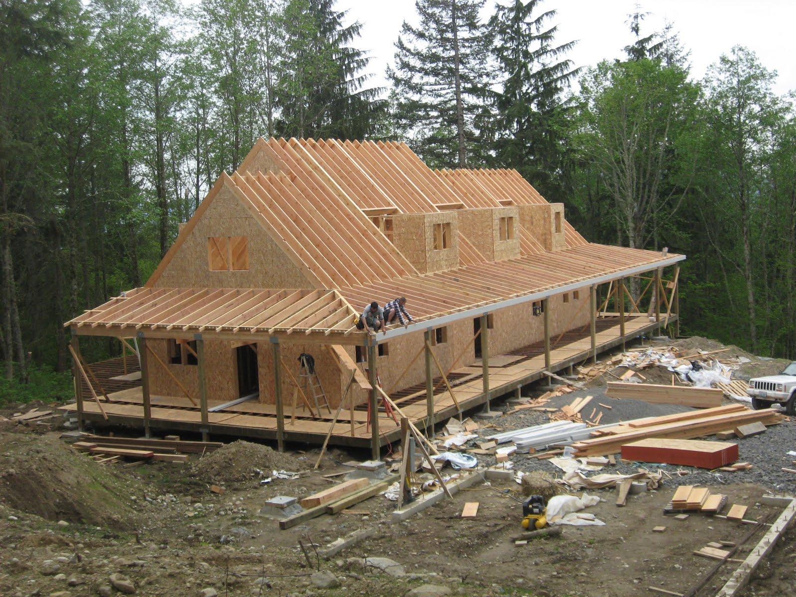 100+ [ Garage Truss Design Barn Home Design Roof Truss ...