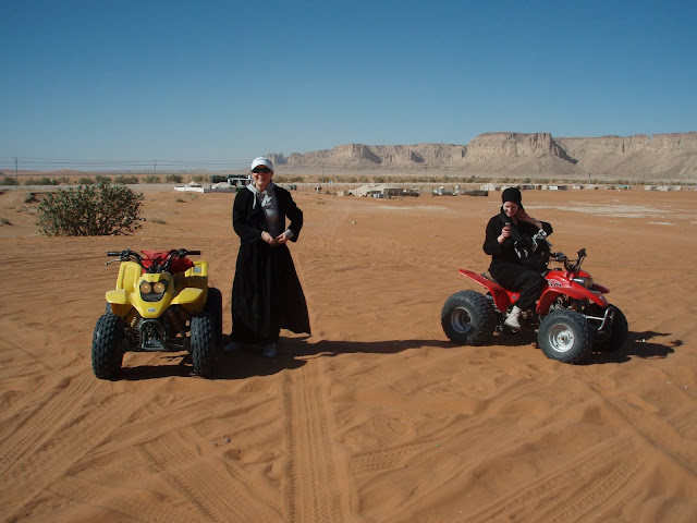 quadbikes women in Riyadh
