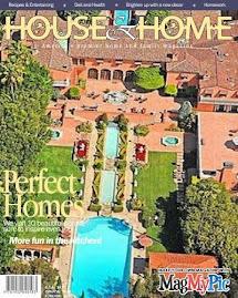 A casa dos BH saiu numa revista!!!