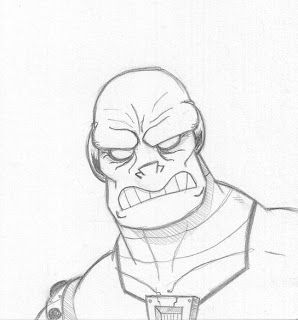 No one cares about Mongul.