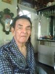 Frei Canísio ao fazer 90 anos