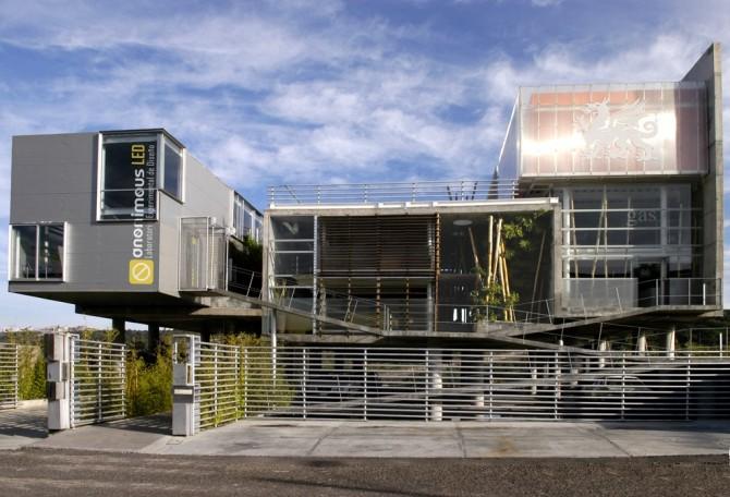 Arquitectura arquidea dise o de oficinas jard n de for Arquitectura de oficinas