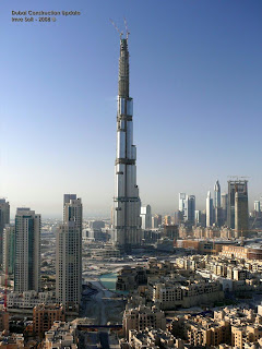 Burj+Dubai