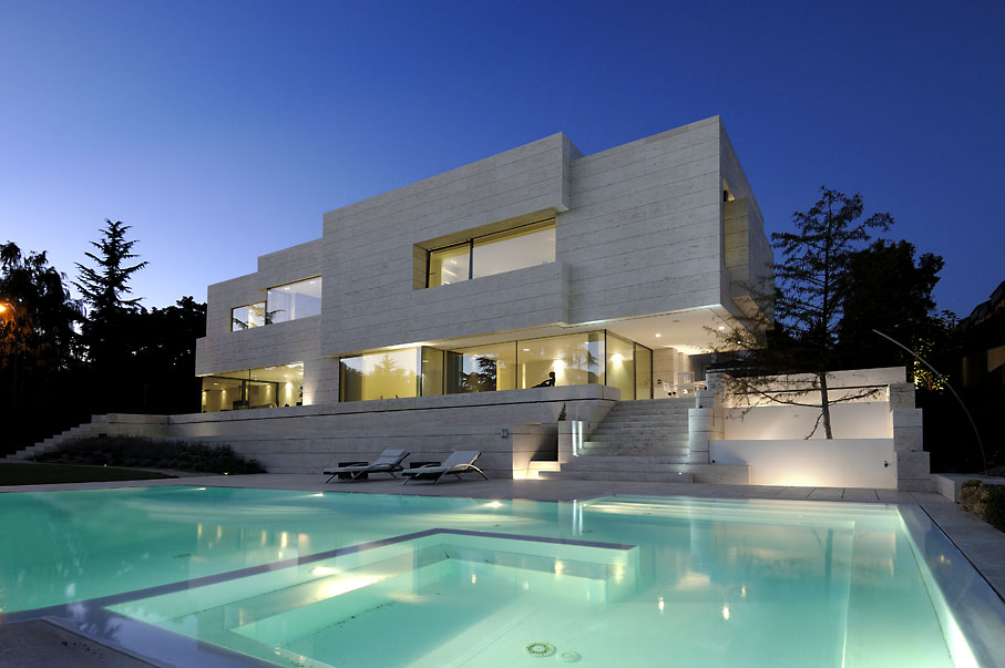 Dream House with Swimming Pool