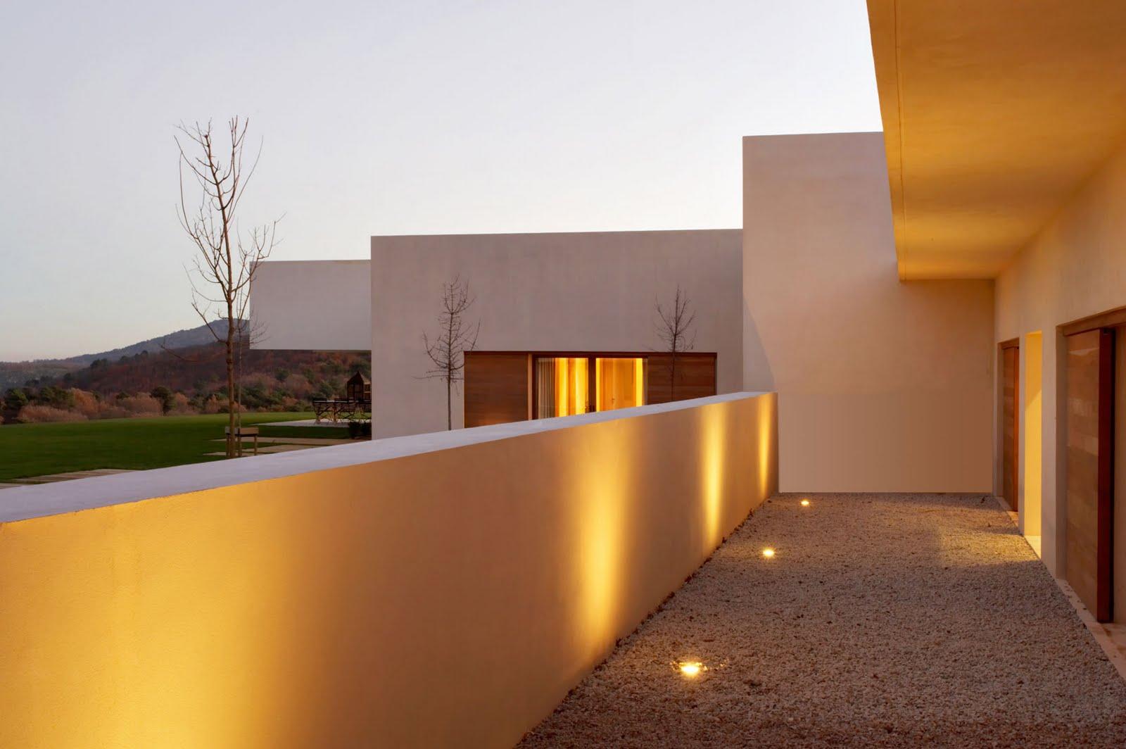 Arquitectura arquidea finca de dise o en vila por a cero for Casas prefabricadas de diseno minimalista