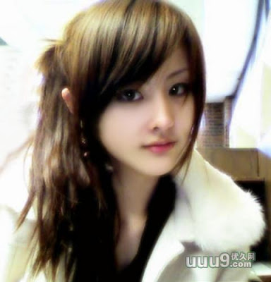 Girl Photo on Chinese Girls  Miss China S Overseas Yanni Wang