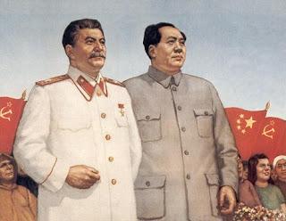 Staline et Mao, de grands timoniers de la gauche ?