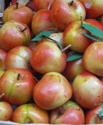 Le mele di Marzapane