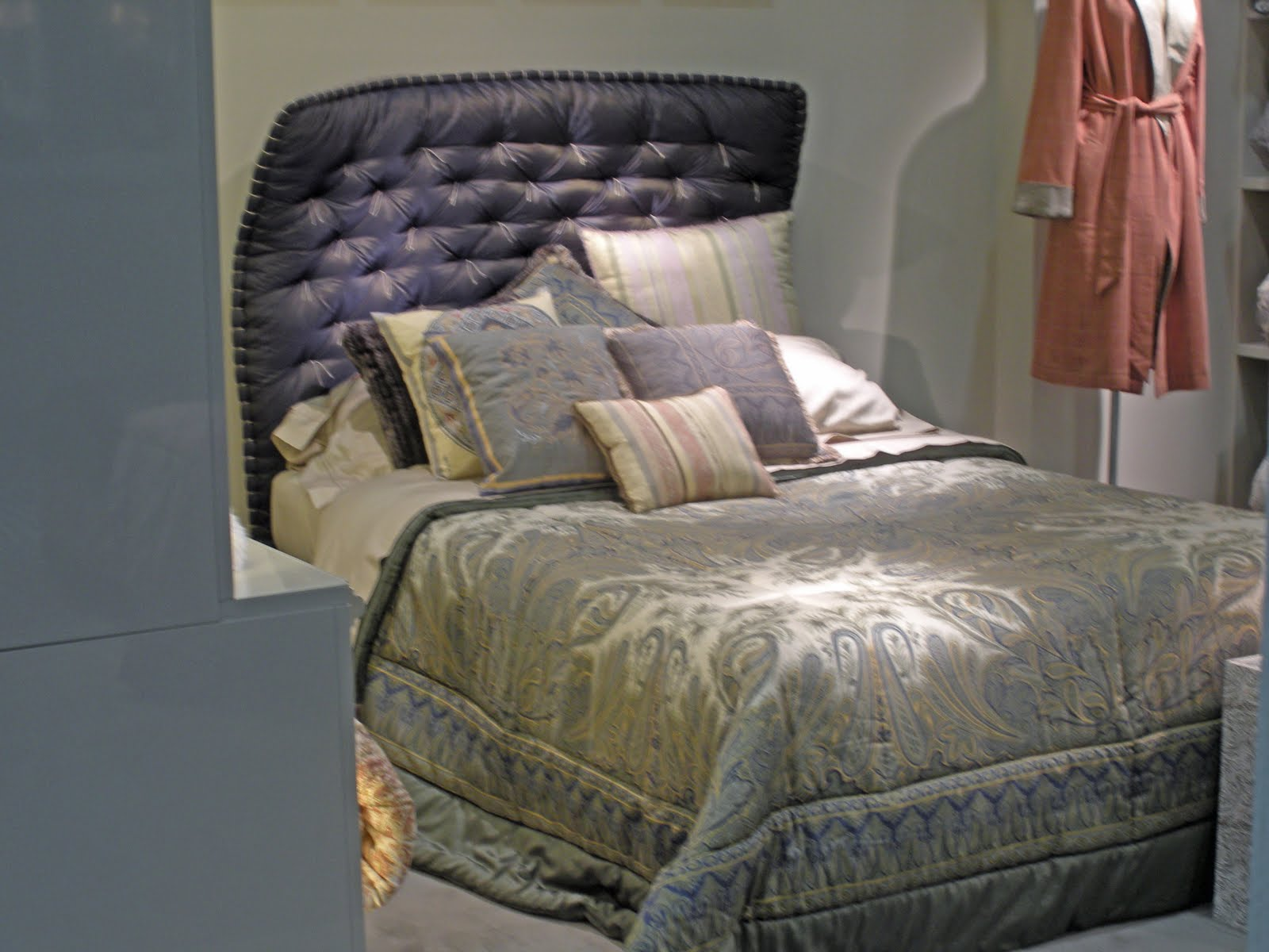 Beadboard upcountry maison object spring 2011 - Kenzo maison pour yves delorme ...